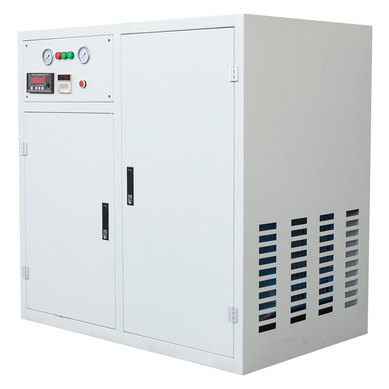 16-60 Bars Carbon Steel Psa N2 Generator Nitrogen Gas System  cabinet and tower style